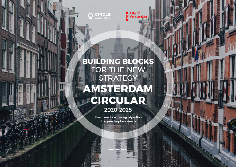 Building Blocks for the New Strategy - Amsterdam Circular